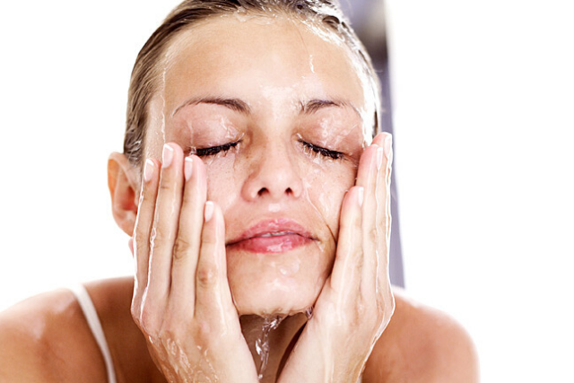 Wash Your Face Well Post-Workout
