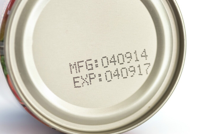 Check The Date Of Manufacture And Expiration
