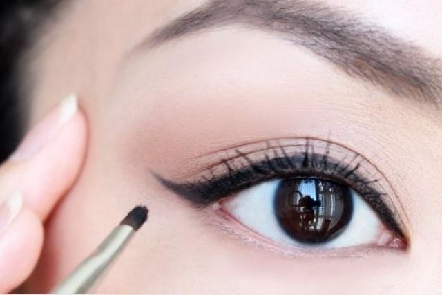 Thicken The Eyeliner In The Outer Corner