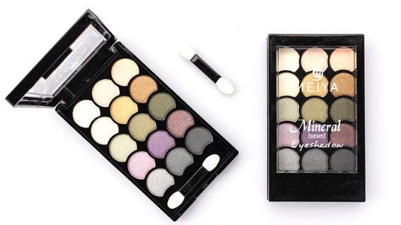 Meiya Mineral Based Eyeshadow